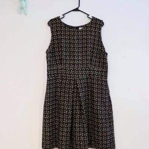 Liz Claiborne Women's Plus Size 16 Sleeveless Spar